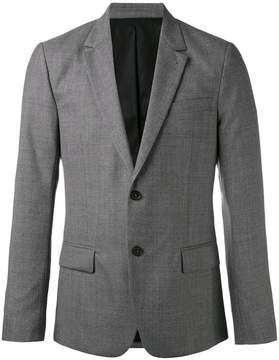 Ami Alexandre Mattiussi Lined Two Button Jacket