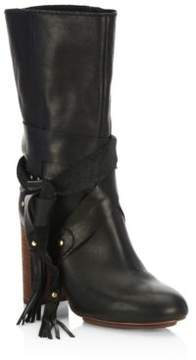 See by Chloe Dasha Leather Boots