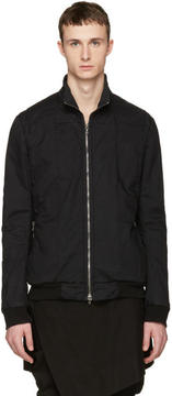Julius Black Seamed Jacket