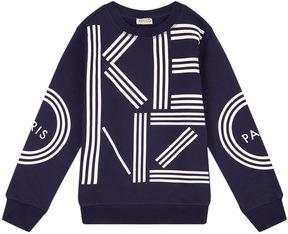 Kenzo Oversized Logo Sweatshirt