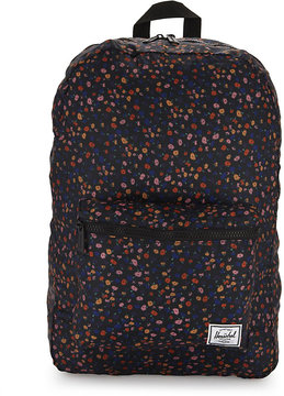 Herschel Packable floral-print backpack