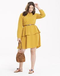 Alice & You Alice And You Double Layer Dress