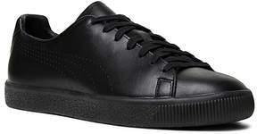 The Kooples x Puma Unisex Clyde Leather Lace Up Sneakers