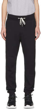 Rag & Bone Black Standard Issue Lounge Pants