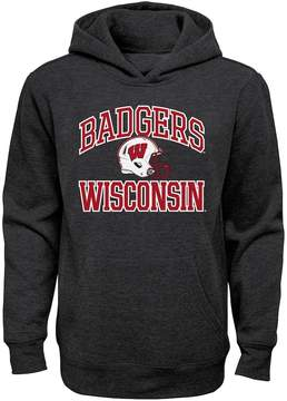NCAA Boys 8-20 Wisconsin Badgers Promo Hoodie