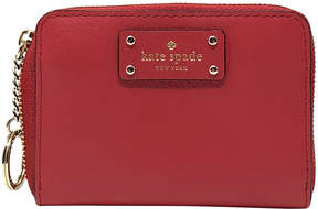 Kate Spade Red Carpet Grove Street Dani Leather Coin Purse