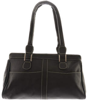 Piel Women's Leather Double Handle Handbag 2438