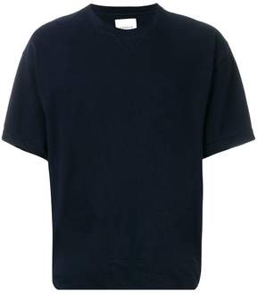 Laneus oversized box T-shirt