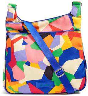 Vera Bradley Pop Art Slim Crossbody Bag - POP - STYLE