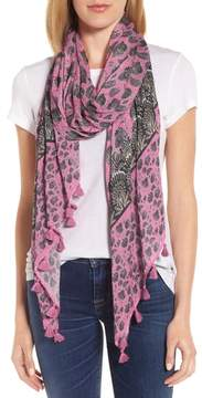 Rebecca Minkoff Lotus Paisley Oblong Scarf