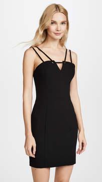 Black Halo Delia Mini Dress