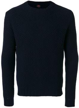 Piombo Mp Massimo crew neck jumper