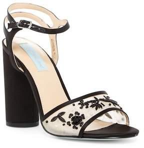 Betsey Johnson Lana Ankle Strap Sandal
