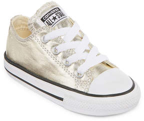 Converse Chuck Taylor All Star Metallic Unisex Sneakers - Toddler