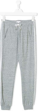Chloé Kids side band track pants