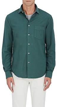 Hartford Men's Penn Cotton Moleskin Shirt