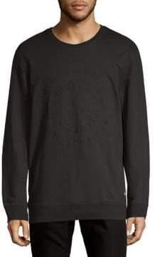 Buffalo David Bitton Fabriano Fleece Long Sleeve Sweatshirt