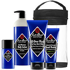 Jack Black Clean & Cool Body Care Basics