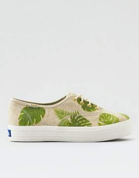American Eagle Outfitters Keds Triple Tropical Fern Sneaker
