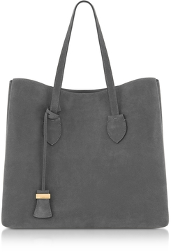 Coccinelle Celene Smoke Suede Tote Bag
