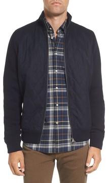 Barbour Men's Culzean Quilt Front Wool Sweater Jacket