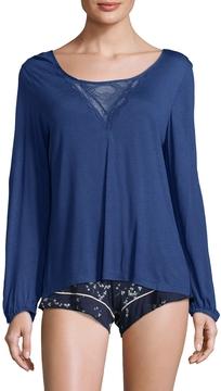 Eberjey Women's Goya Lace Top