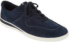 ED Ellen Degeneres Suede Lace-up Sneakers - Akemi