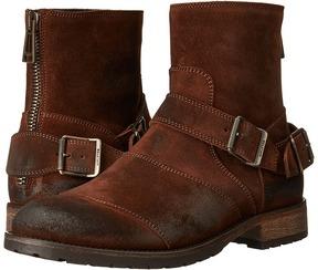 Belstaff Trialmaster Short Boot Men's Boots