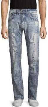 Affliction Distressed Grunge Jeans