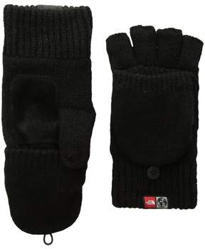 The North Face International Collection Backflip Knit Mitt Over-Mits Gloves