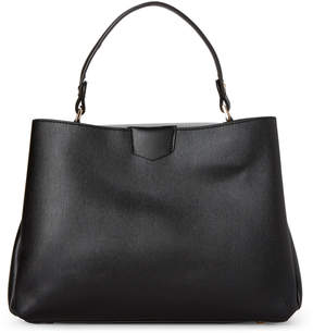 Urban Expressions Black Jessamy Bag-In-Bag Tote