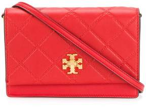 Tory Burch quilted cross body bag - RED - STYLE