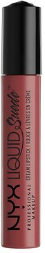 NYX Professional Makeup Soft Spoken Liquid Suede Cream Lipstick