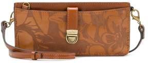 Patricia Nash Laser Floral Collection Aso Cross-Body Bag