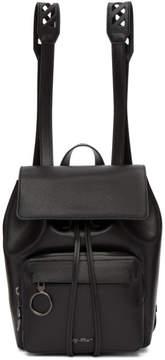 Off-White Black Mini Backpack
