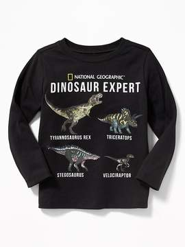 Old Navy National Geographic Dinosaur-Graphic Tee for Toddler Boys