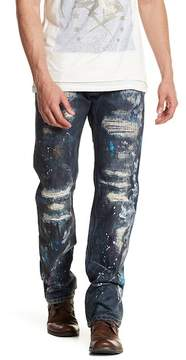 Cult of Individuality Rebel Straight Leg Selvedge Jean