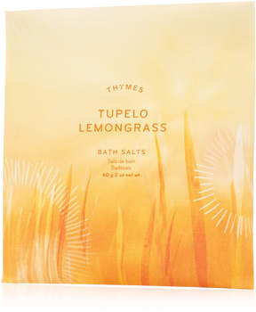 Thymes Tupelo Lemongrass Bath Salts