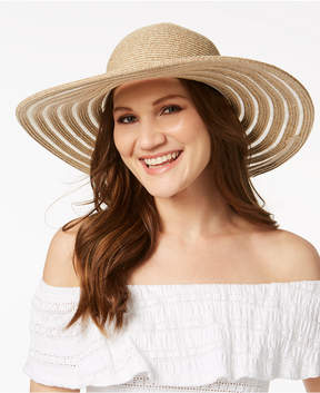 Nine West Sheer Floppy Hat