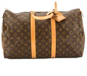 Louis Vuitton Monogram Canvas Keepall 45 Boston Bag