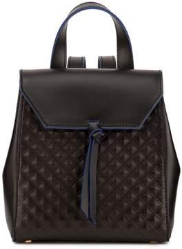 Alexandra de Curtis Hepburn Mini Backpack Black Scudo