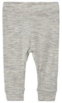 Mini A Ture Ero Pants, B Light Grey Melange