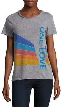Chaser One Love Short-Sleeve Tee