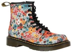 Dr. Martens Girls' 1460 Wanderflower Boot Youth