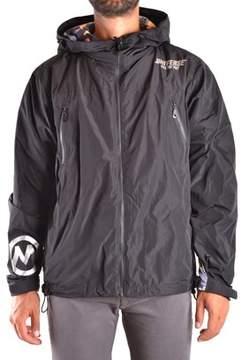 Meltin Pot Men's Black Polyester Outerwear Jacket.