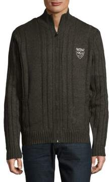 Buffalo David Bitton Wakiem Long Sleeve Sweater