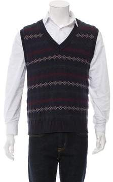 Opening Ceremony Abstract Sweater Vest