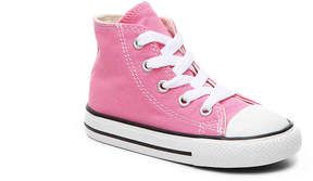 Converse Girls Chuck Taylor All Star Infant & Toddler High-Top Sneaker