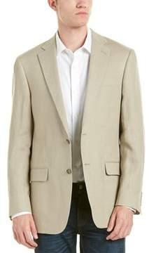 Hart Schaffner Marx Linen Sport Coat.