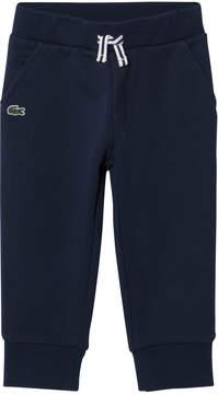 Lacoste Navy Small Logo Sweatpants